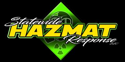Statewide Hazmat Response Logo Blk